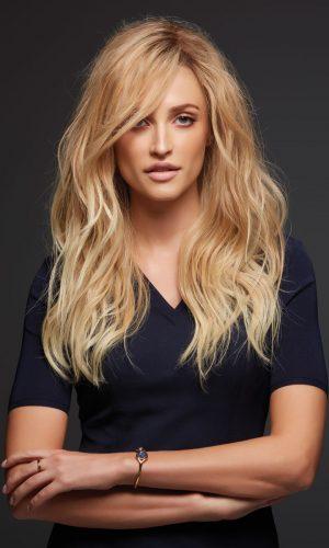 Blake human hair wig