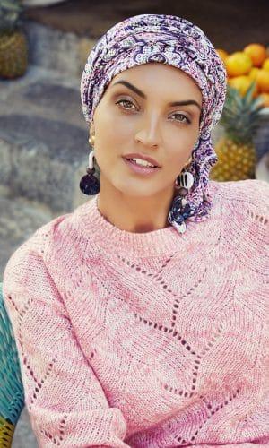 Boho Sapphire set Morocan vibes