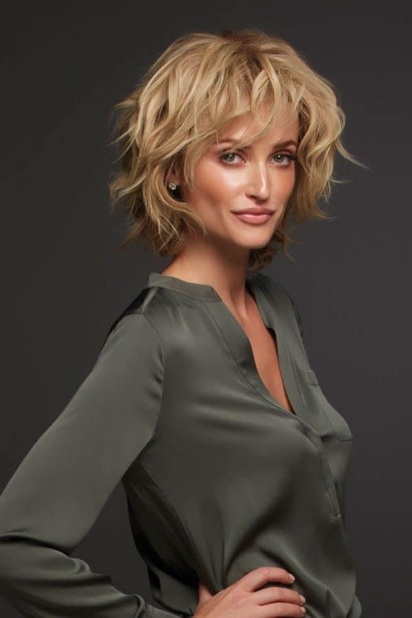 Sophia Remy Human Hair Wig
