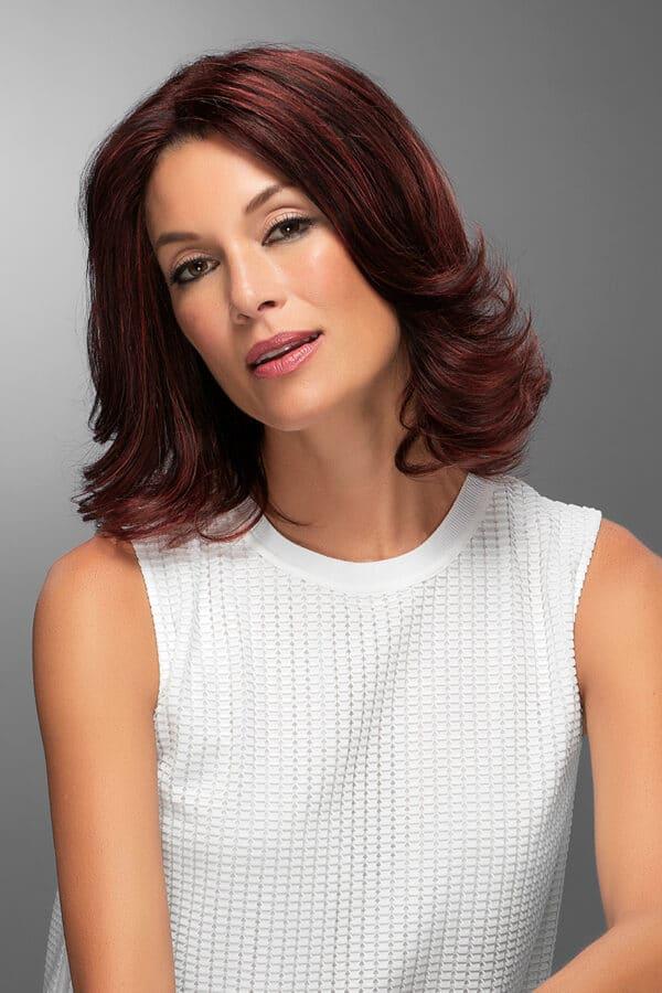 Carrie human hair wig