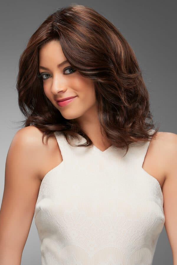 Jennifer remy human hair wig