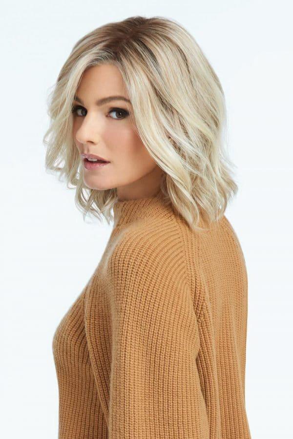 simmer raquel welch wig. heat friendly fibre wig - hair u wear