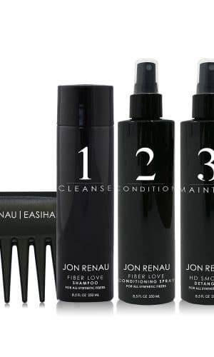 Synthetic care kit, Jon Renau