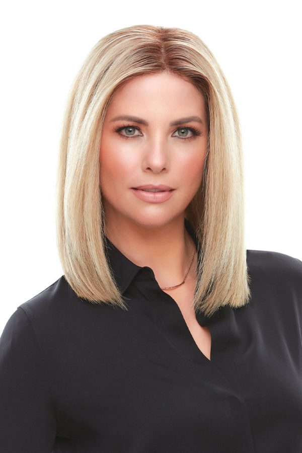 Top Smart Remy human hair 12 inch topper