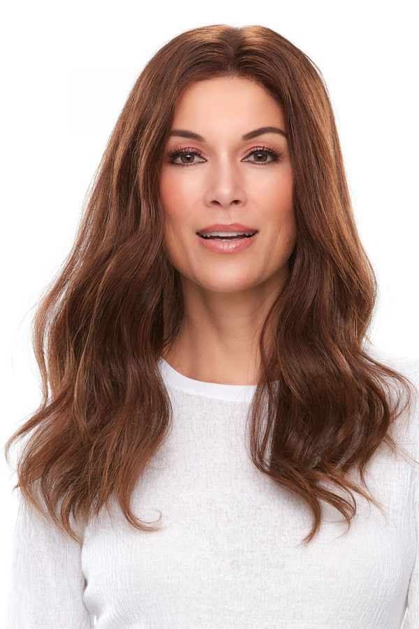 Top Smart Remy human hair 18 inch topper