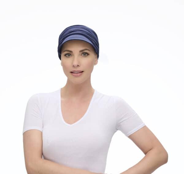 The Softie Cap by Jon Renau. Bamboo headwear for cancer