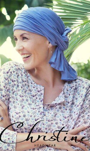 Tula turban Lilac - Christine Headwear